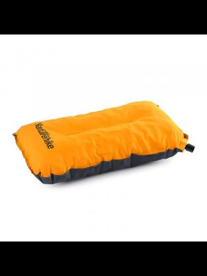 NATUREHIKE Poduszka samopompująca AUTOMATIC INFLATABLE PILLOW orange