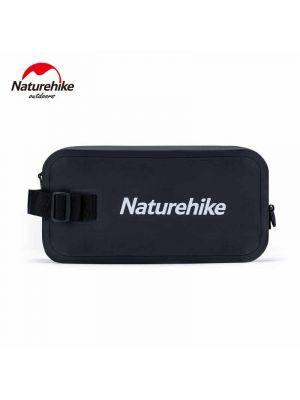 NATUREHIKE Torba wodoodporna WET AND DRY SEPARATION BAG black 9 L