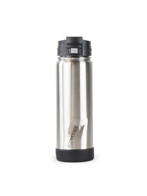 ECOVESSEL Kubek termiczny PERK 600 mlz silver express
