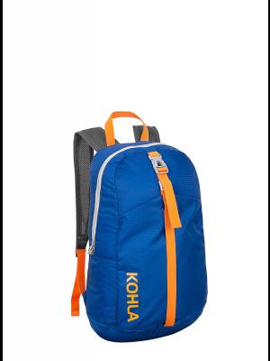 KOHLA Plecak HELLO 12L true blue/vermillon orange