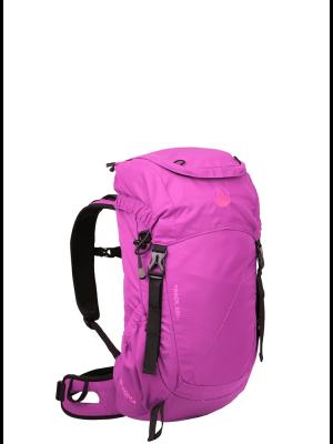 KOHLA Plecak TRACK PLUS 23L m.purple/f.scarlet