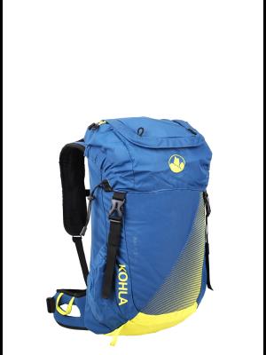 KOHLA Plecak TRACK PLUS 23L legion blue/sulphur