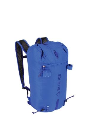 BLUE ICE Plecak wspinaczkowy DRAGONFLY PACK 18 L blue