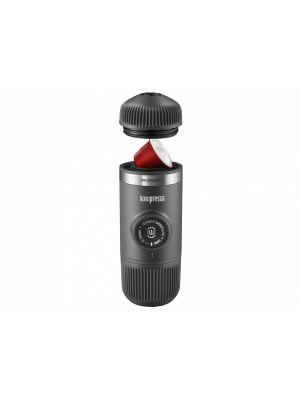 WACACO Ekspres do kawy NANOPRESSO + adapter do kapsułek NESPRESSO