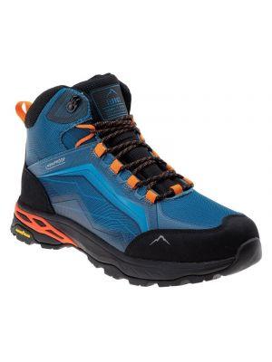 ELBRUS Buty trekkingowe męskie EMBAWA MID WP GR lake blue/navy/orange
