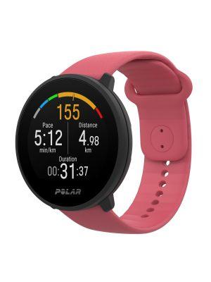 POLAR Zegarek fitness UNITE różowy