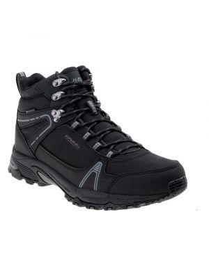 HI-TEC Buty trekkingowe męskie HAPITER MID WP black-mid grey
