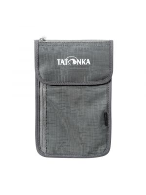TATONKA Portfel podróżny NECK WALLET titan grey