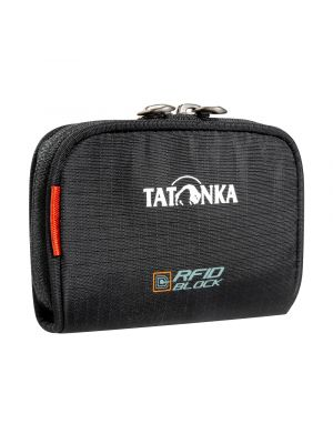 TATONKA Portfel podróżny PLAIN WALLET RFID B black