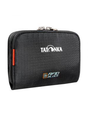 TATONKA Portfel podróżny BIG PLAIN WALLET RFID B black