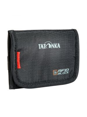 TATONKA Portfel podróżny FOLDER RFID B black