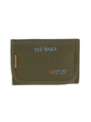 TATONKA Portfel podróżny FOLDER RFID B olive