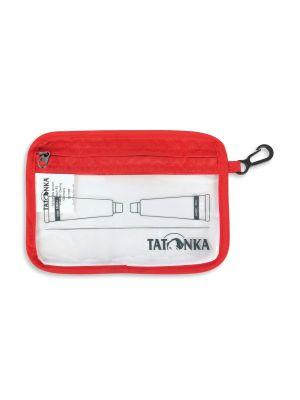 TATONKA Saszetka podróżna ZIP FLIGHT BAG A6 transparent