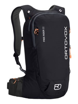 ORTOVOX Plecak skiturowy FREE RIDER 22 black raven