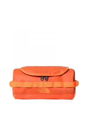 THE NORTH FACE Kosmetyczka podróżna BASE CAMP TRAVEL CANISTER S burnt ochre/power orange