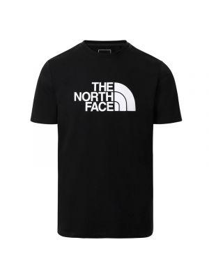 THE NORTH FACE Koszulka męska FOUNDATION GRAPHIC TEE S/S tnf black/tnf white logo