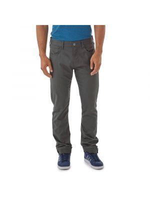 PATAGONIA Spodnie męskie PERFORMANCE STRAIGHT TWILL JEANS regular forge grey