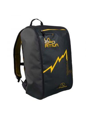 LA SPORTIVA Torba wspinaczkowa CLIMBING BAG black/yellow