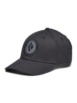 BLACK DIAMOND Czapka z daszkiem BD BRUSHED CAP black