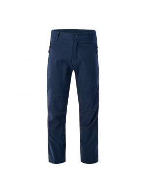 ELBRUS Spodnie softshellowe męskie GAUDE dress blues