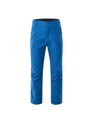 ELBRUS Spodnie softshellowe męskie GAUDE classic blue/dress blues