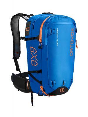 ORTOVOX Plecak lawinowy ASCENT 40 AVABAG safety blue