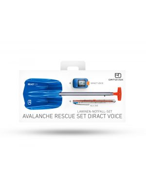 ORTOVOX Zestaw lawinowy AVALANCHE RESCUE SET DIRACT VOICE