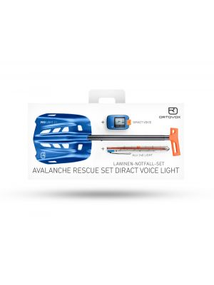 ORTOVOX Zestaw lawinowy AVALANCHE RESCUE SET DIRACT VOICE LIGHT