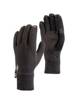 BLACK DIAMOND Rękawice polarowe LIGHTWEIGHT GRIDTECH black