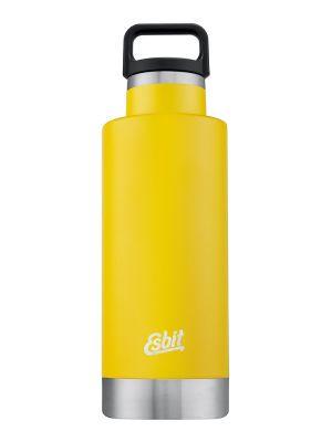 ESBIT Butelka SCULPTOR INSULATED BOTTLE sunshine yellow 750 ml