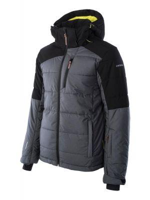 ICEPEAK Kurtka narciarska męska CHANUTE lead-grey 817