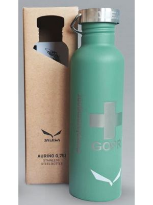 SALEWA Butelka AURINO 0,75 L GOPR duck green