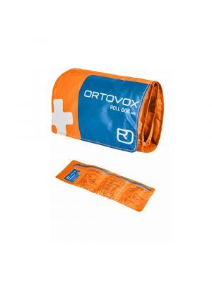 ORTOVOX Apteczka FIRST AID ROLL DOC MID shocking orange