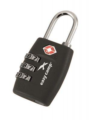 EASY CAMP Kłódka podróżna TSA SECURE LOCK