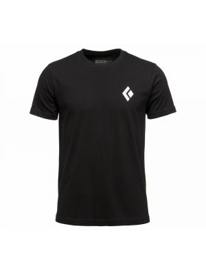 BLACK DIAMOND Koszulka męska SS EQUIPMENT FOR ALPINISTS TEE black