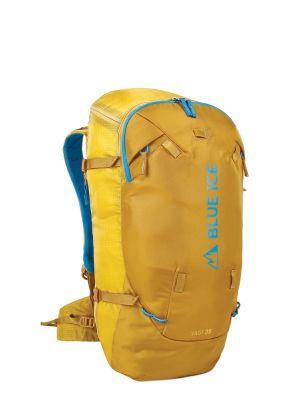BLUE ICE Plecak skiturowy YAGI PACK 35 L super lemon