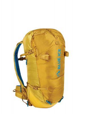 BLUE ICE Plecak skiturowy KUME PACK 30 L super lemon