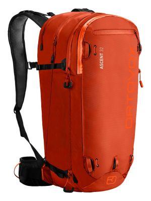 ORTOVOX Plecak skiturowy ASCENT 32 desert orange