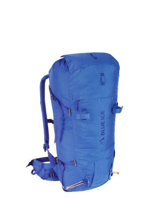 BLUE ICE Plecak wspinaczkowy WARTHOG PACK 30 L blue