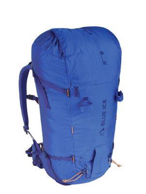 BLUE ICE Plecak wspinaczkowy WARTHOG PACK 45 L blue