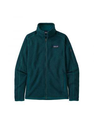 PATAGONIA Bluza damska BETTER SWEATER JACKET dark borealis green