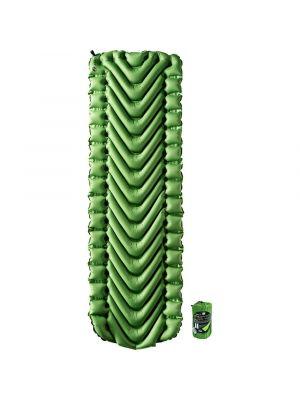 KLYMIT Materac dmuchany STATIC V SLEEPING PAD green