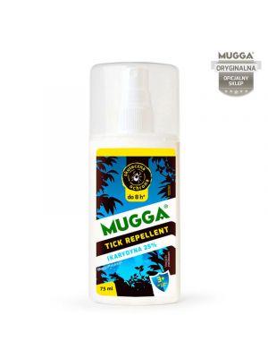 MUGGA Środek na owady SPRAY IKARYDYNA 25% 75 ml