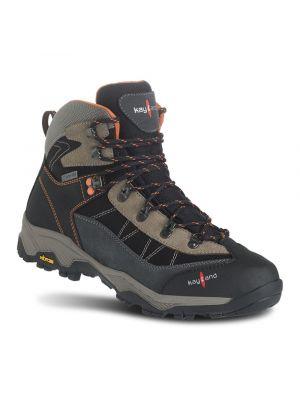 KAYLAND Buty trekkingowe męskie TAIGA GTX black/orange