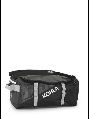 KOHLA Torba SHIFTY 40L caviar/dark slate