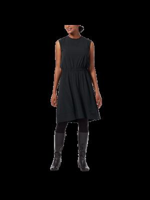ROYAL ROBBINS Sukienka SPOTLESS TRAVELER DRESS jet black