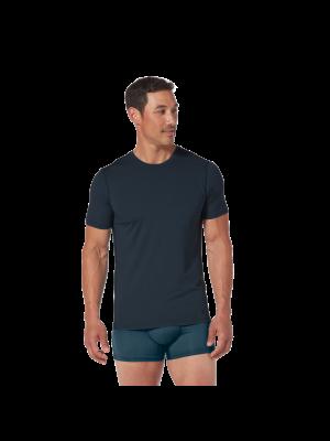 ROYAL ROBBINS Koszulka męska READYDRY CREW S/S Collins Blue