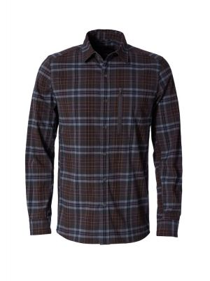 ROYAL ROBBINS Koszula męska THERMOTECH REN PLAID L/S Falcon