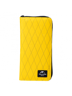 NATUREHIKE Portfel podróżny ZT07 XPAC PASSPORT WALLET yellow